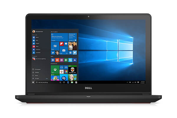 Dell Inspiron i7559-3763BLK 15.6 Inch FHD Laptop