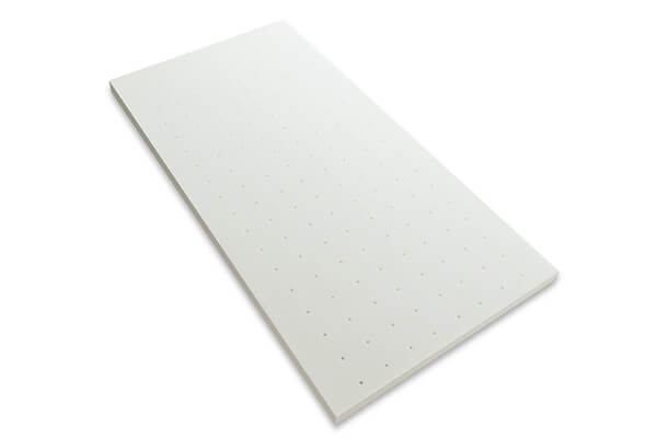 "Best Price Mattress 2"" Ventilated Memory Foam Mattress Topper"