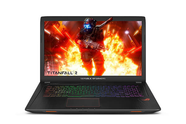 ASUS GL753VE-DS74 17.3-Inch Gaming Laptop