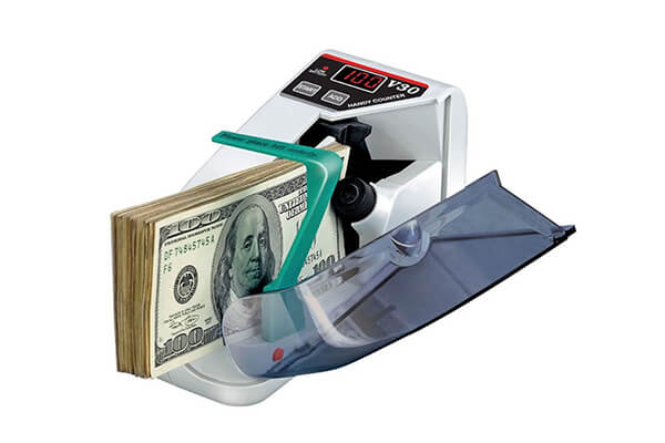 DOMENS Portable Money Counter