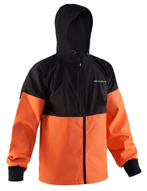 1.Grundens 10069 Men's Ragnar 99 Softshell PVC Jacket