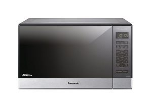 2. Panasonic NN-SN686S Countertop/Built-In Microwave with Inverter Technology