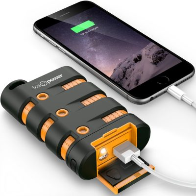 4. FosPower Power Active 10200mAh Power Bank