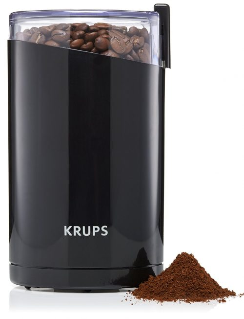 9. KRUPS F203 Electric Spice and Coffee Grinder