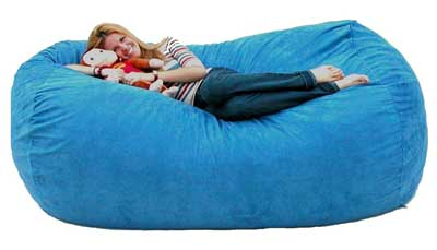 Top 10 Best Large Bean Bag Chairs Reviews In 2019