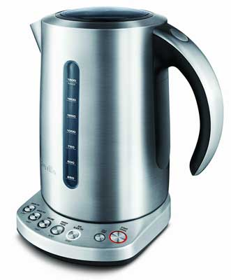 7. Breville BKE820XL Variable-Temperature 1.8-Liter Kettle