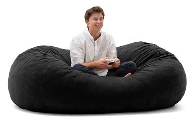 Wondrous Top 10 Best Large Bean Bag Chairs Reviews In 2019 Paramatan Caraccident5 Cool Chair Designs And Ideas Caraccident5Info