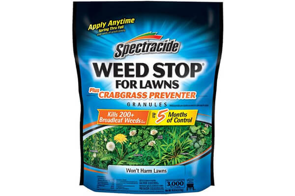 Spectracide Weed Stop For Lawns Plus Crabgrass Preventer Granules (HG-85832) (10.8 lbs)