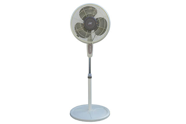 SPT SF-1666M Oscillating Misting Fan