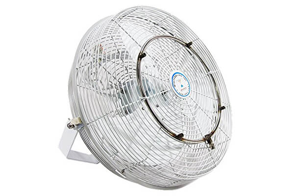 Mistcooling High Velocity Outdoor Mist Fan