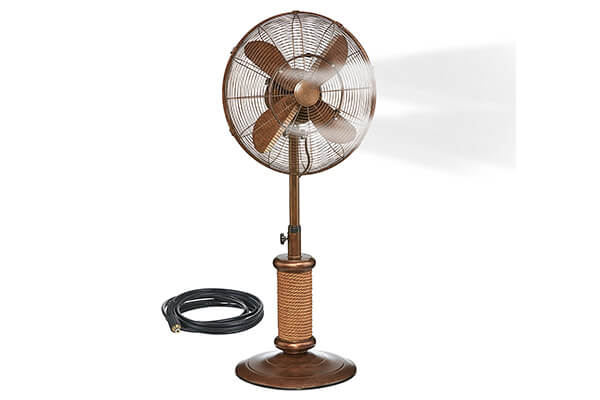 Dynamic Collections Outdoor Misting Fan