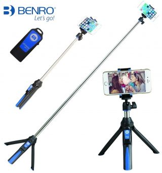 BENRO-flexible-tripods