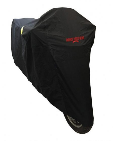 Badass Moto Gear All Wx Waterproof Motorcycle Cover