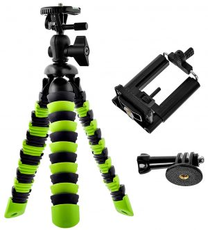 Top 10 Best Flexible Tripods in 2019