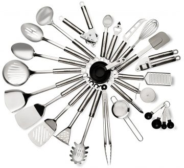 Top 10 Best Kitchen Utensil Sets in 2019 Review – Paramatan