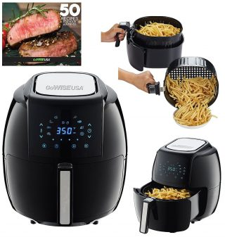 GoWISE USA Deep Fryers