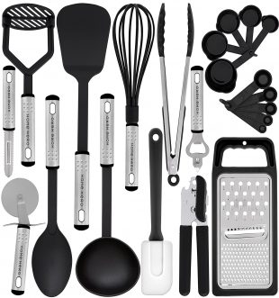 Top 10 Best Kitchen Utensil Sets in 2019