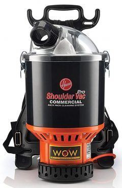 Hoover Commercial Backpack Vacuum Cleaners