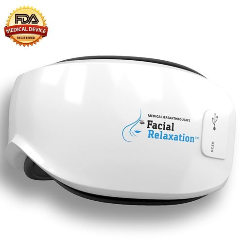 Medical Breakthrough's Facial Relaxation - Wireless Eye Massager