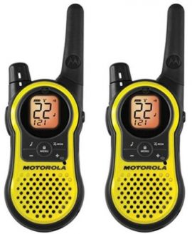 Motorola-walkie-talkies