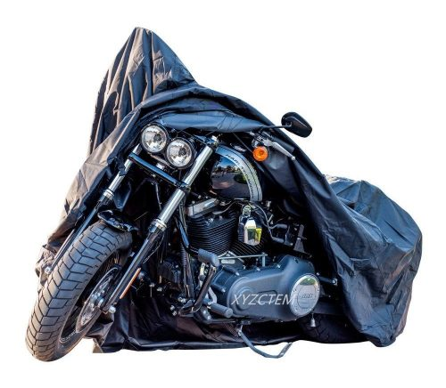 New Generation Motorcycle cover