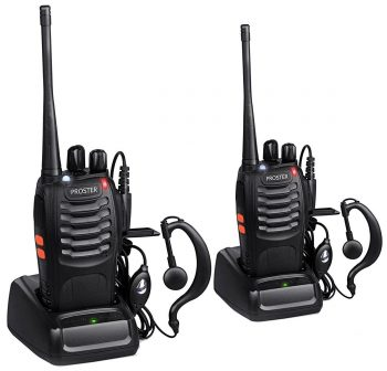 Top 10 Best Walkie Talkies in 2019