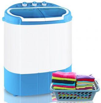Top 10 Best Portable Washing Machines in 2020 Review