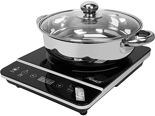 Rosewill RHAI-13001 1800W Induction Cooker Cooktop