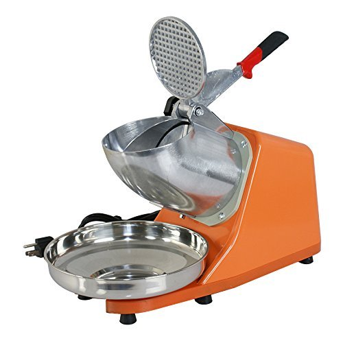 Stainless Steel Blade Shaved Ice Snow Cone Maker