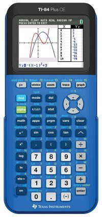 Texas-Instruments-graphing-calculators