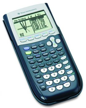 Texas Instruments-Graphing Calculators