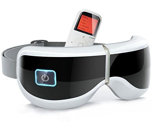 Wireless Eye Massager with Air pressure