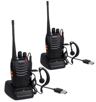 eSynic-walkie-talkies