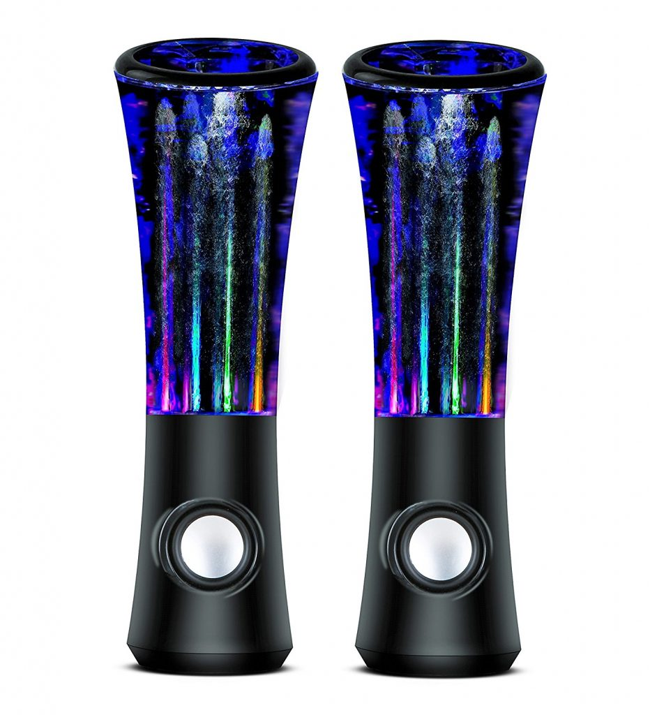 3. Lightahead New ATake Third generation Colorful Diamond Water Dancing Speaker Enhanced quality