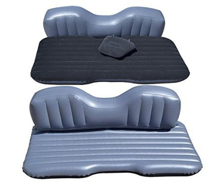 FBSport Car Travel Inflatable Mattress Air Bed Cushion Camping Universal SUV Extended Air