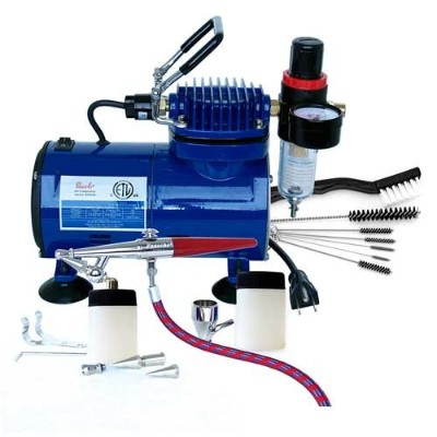 The 10 Best Airbrush Kits in 2018 Reviews