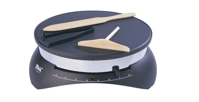 4. Electric Crepe Maker 13