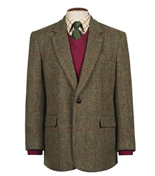 Harris Tweed Jacket Taransay