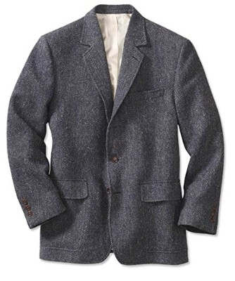 Orvis Lightweight Highland Tweed Sport Coat : Long