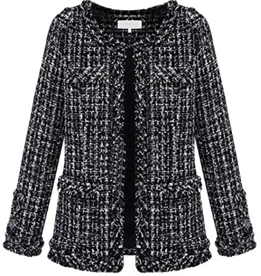 Top 10 Best Tweed Jackets For Women Reviews in 2019