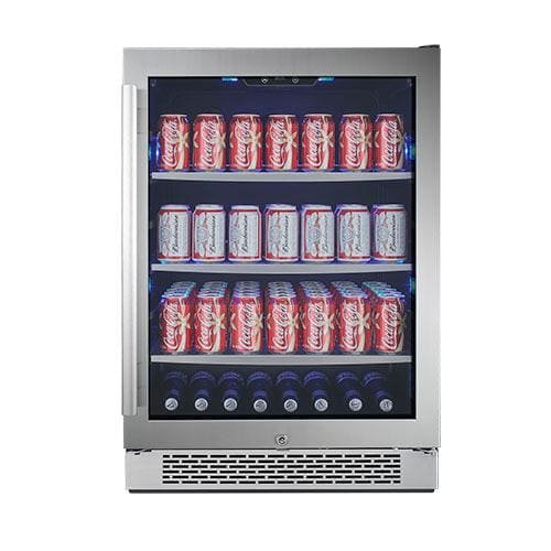 8. Avallon ABR241SGRH 152 Can 24 Built-In Beverage Cooler - Right Hinge