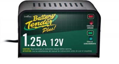 9. Battery Tender Plus
