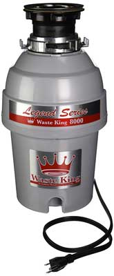 10. Waste King Garbage Disposal