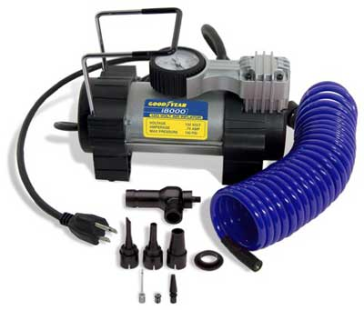 Best Tire Inflators - Goodyear i8000 Direct Drive Tire Inflator