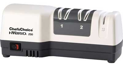 9. Chef'sChoice Electric Knife Sharpener