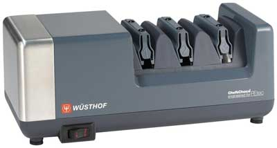 6. Wusthof Electric Sharpener
