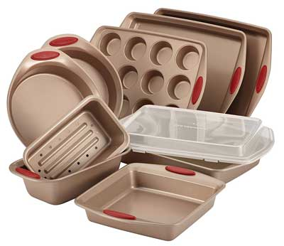 Top 10 Best Nonstick Bakeware Sets Reviews in 2018