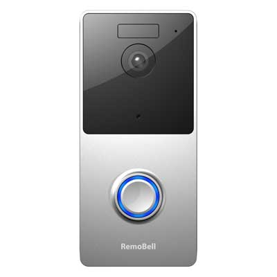 7. RemoBell Door Camera, WiFi Wireless Video Doorbell