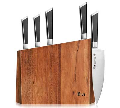 Top 10 Best Kitchen Knife Sets Reviews in 2018