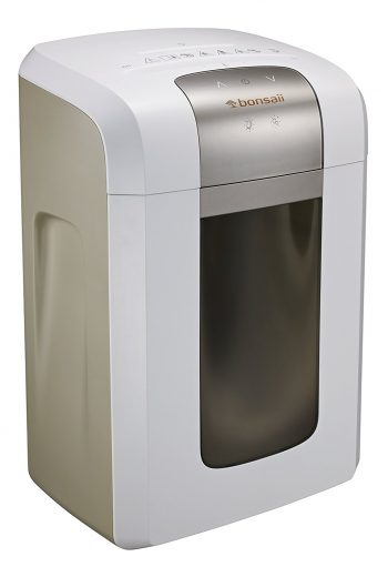 Bonsaii 4S23 8-Sheet Micro-Cut Shredder P-5 Security